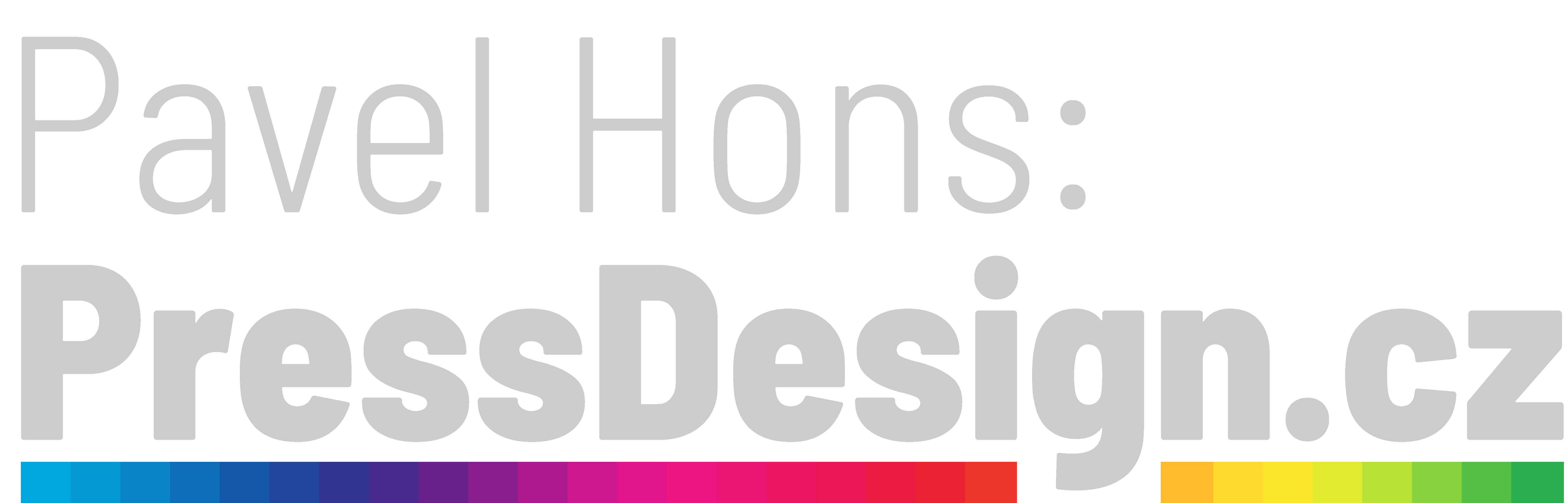 Pavel Hons: PressDesign.cz