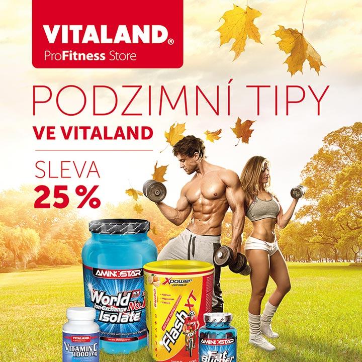 Tištěná inzerce Vitaland