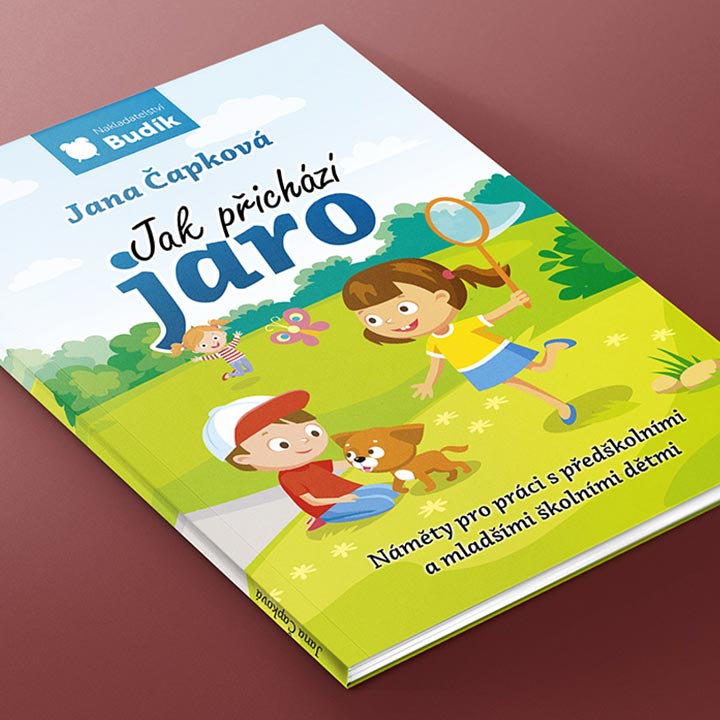 Knihy nakladatelství Budík Jany Čapkové