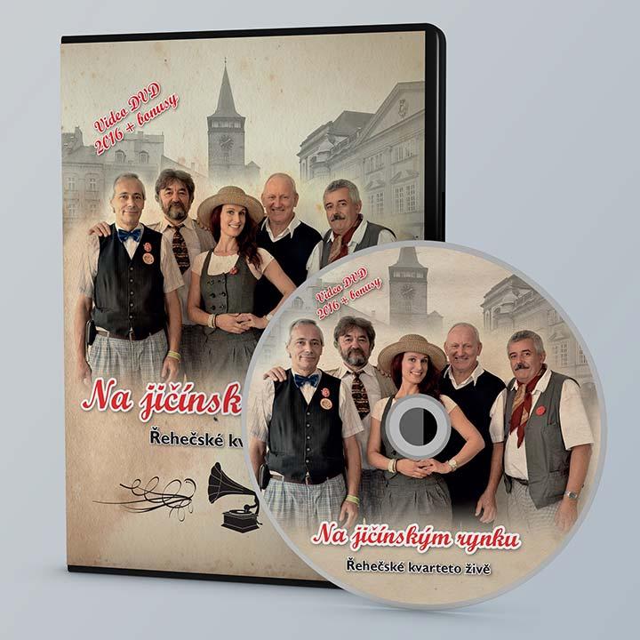 Obaly na CD a DVD